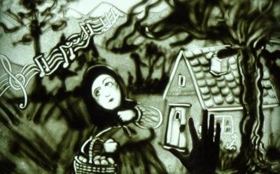 Gerrie Hondius en haar Verheffers-Varenka-publiciteitsfoto LORES